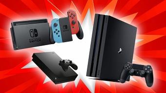 Dónde comprar las consolas más baratas en el Black Friday