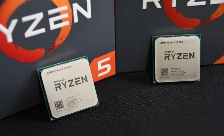 Salen a la luz los Ryzen 7 3700X y Ryzen 5 3600X de 7 nm