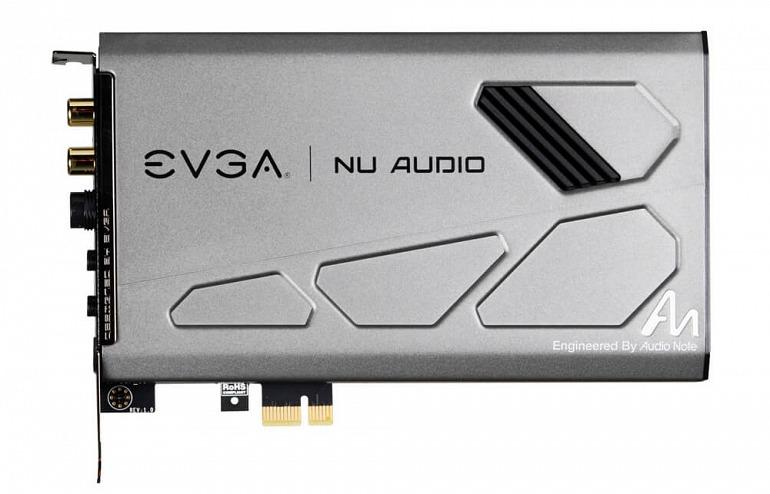 """EVGA quiere ofrecer """"sonido realista"""" con esta tarjeta dedicada"""