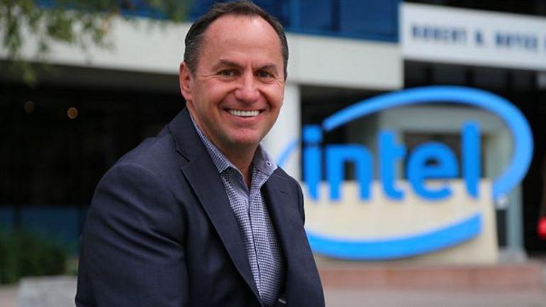 Intel nombra a Robert Swan como presidente