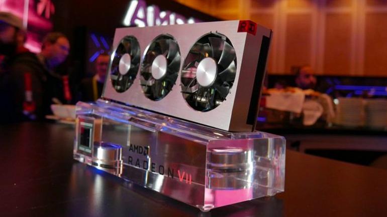 Los socios de AMD tienen vía libre para crear Radeon VII modificadas