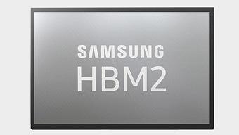 La nueva memoria HBM2E de Samsung hará posibles GPU de 64 GB