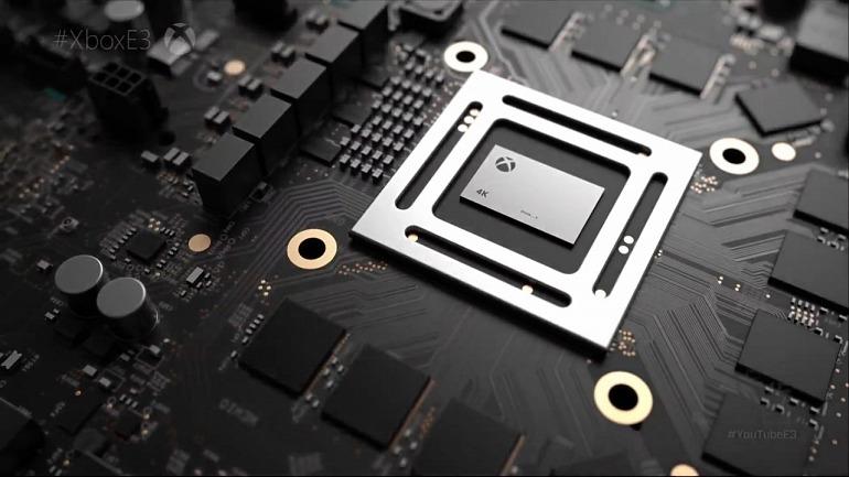 Project Scorpio (Xbox One X) popularizó el término terafloop.