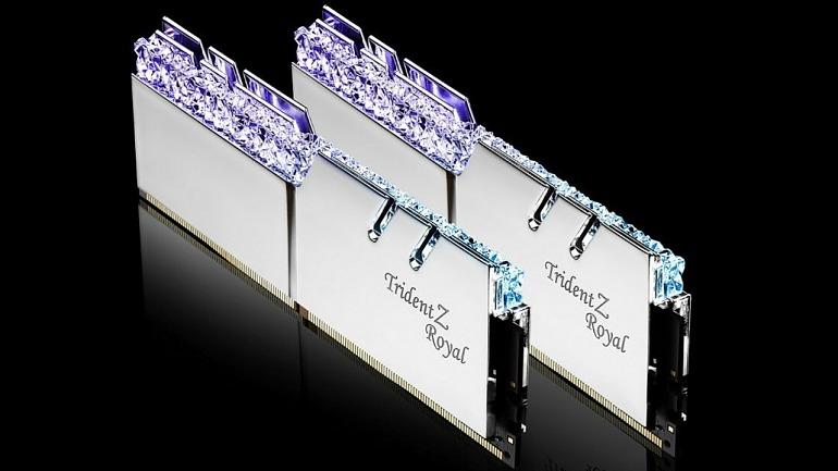 Superan la barrera de los 6 GHz en una memoria RAM DDR4