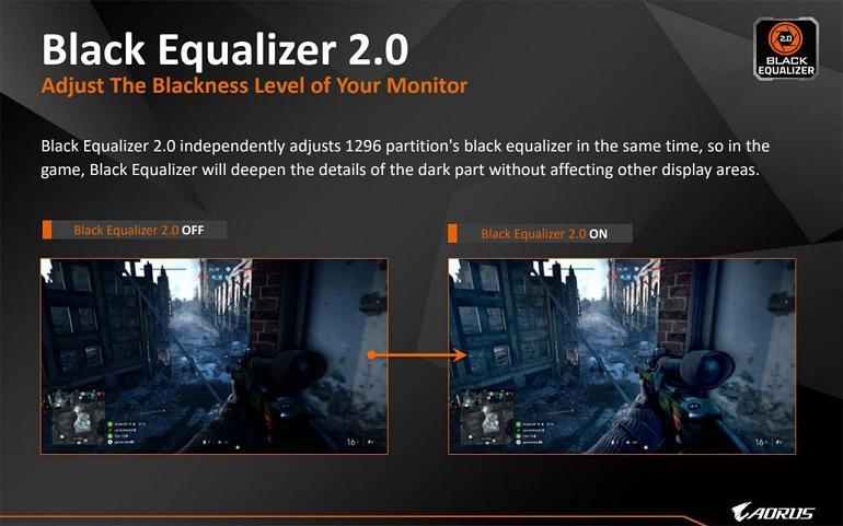 Gigabyte lanza un monitor FreeSync 2 HDR por menos de 500 euros