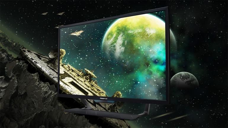 Ya está disponible el primer monitor de 43 pulgadas de Acer