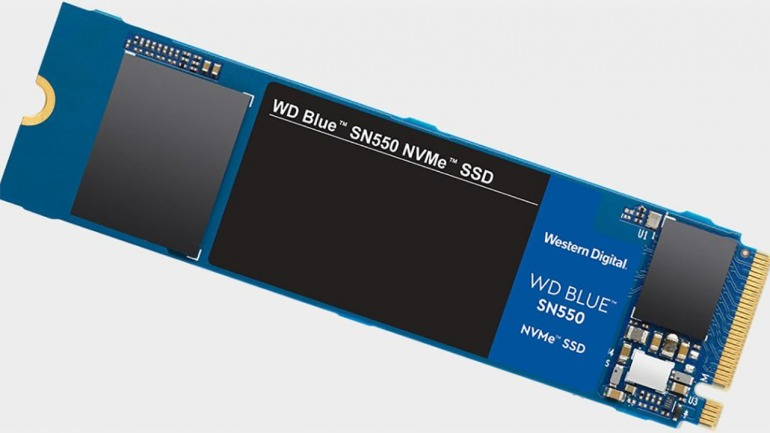 WD presenta su nuevo disco duro SSD Blue SN550 con un precio muy agresivo