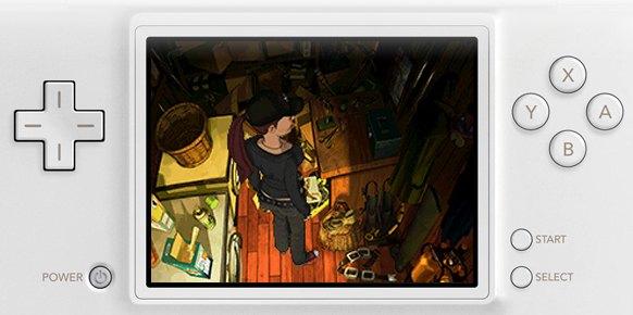 Runaway 3 A Twist of Fate DS