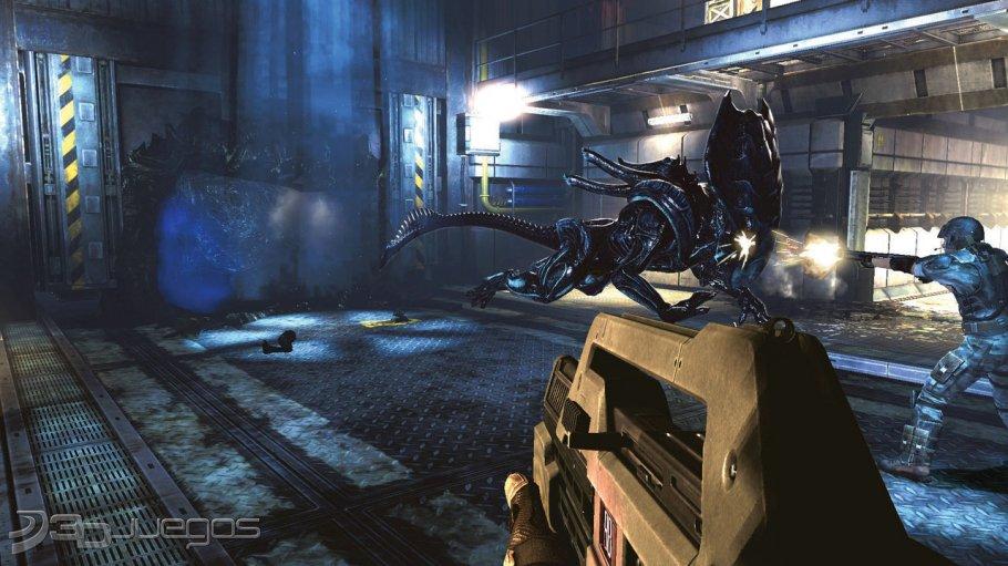 Aliens Colonial Marines - Impresiones multijugador E3 2012