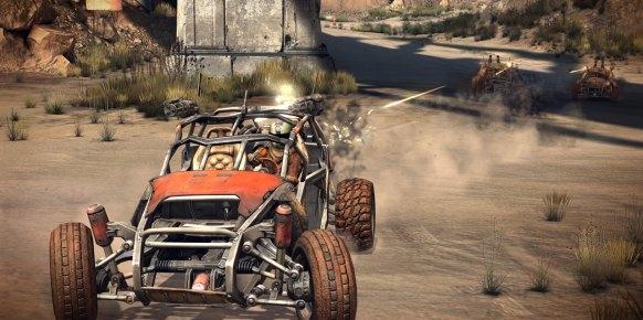RAGE: Impresiones E3 2010
