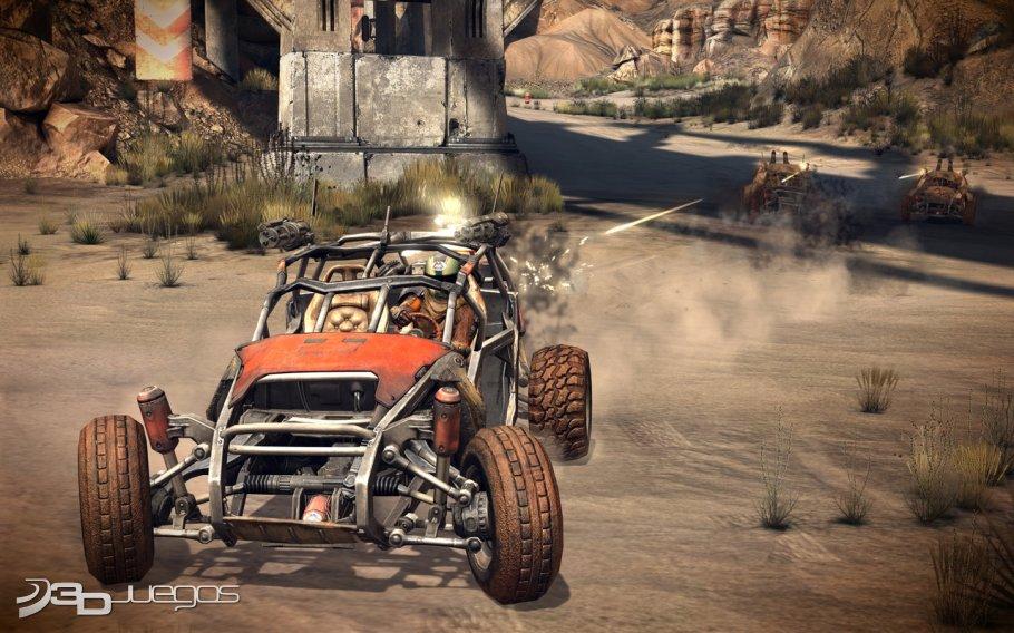 RAGE - Impresiones E3 2010