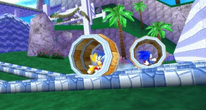 Sonic Rivals 2 análisis