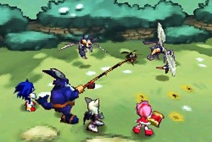 Sonic Chronicles DS