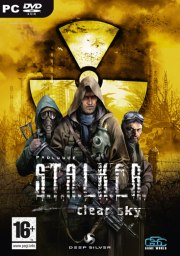 Carátula de STALKER Clear Sky - PC
