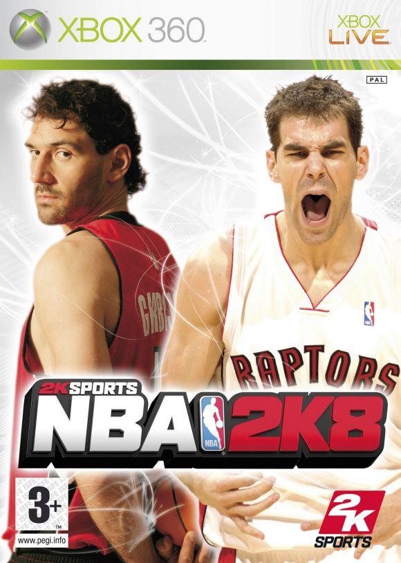 Nba 2k8 Xbox 360
