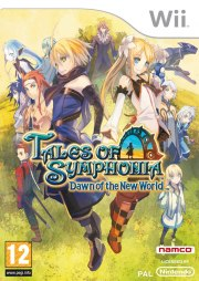 Carátula de Tales of Symphonia: Dawn of the New World - Wii