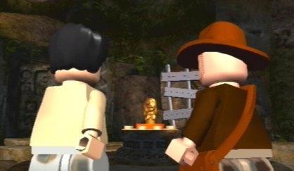 LEGO Indiana Jones (PlayStation 2)
