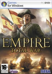 Carátula de Empire: Total War - PC