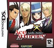 Ace Attorney: Apollo Justice DS