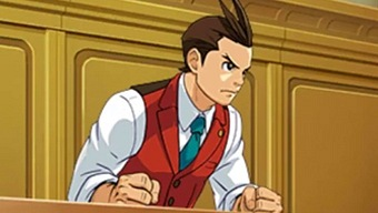 Video Ace Attorney: Apollo Justice, Ace Attorney Apollo Justice: Tráiler Argumental