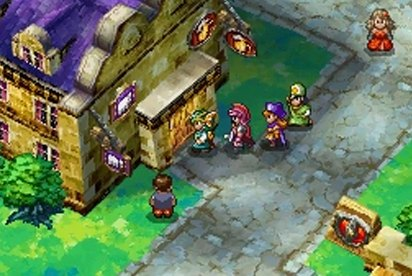 Dragon Quest IV an�lisis