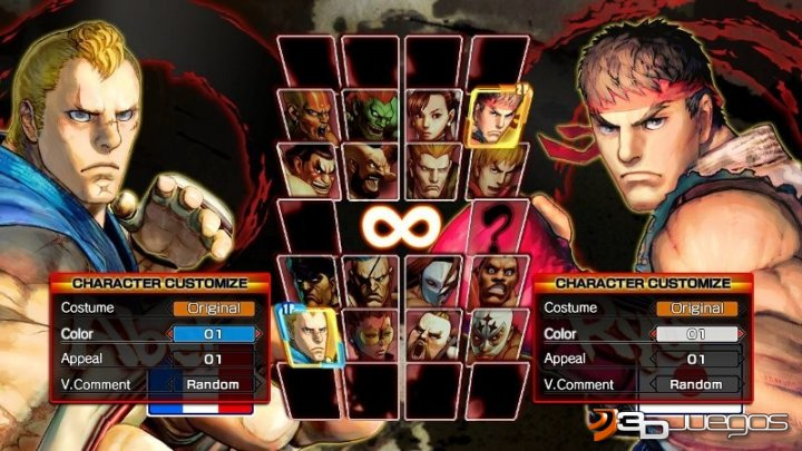 Street Fighter IV - An�lisis