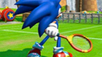 Superstars Tennis, los personajes de Sega se inventan un torneo de tenis