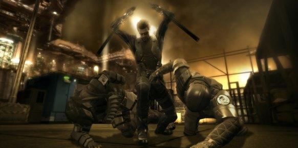 Deus Ex Human Revolution: Impresiones jugables