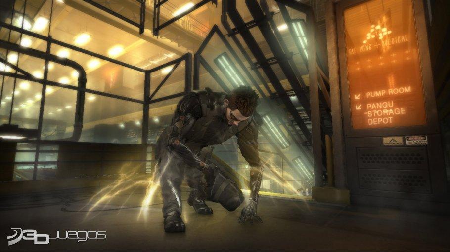 Deus Ex Human Revolution - Entrevista