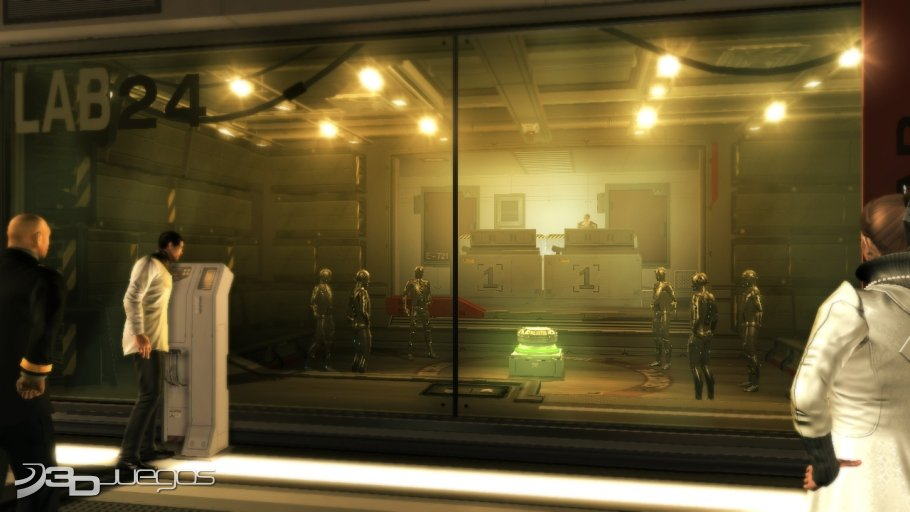 Deus Ex Human Revolution - Impresiones Beta