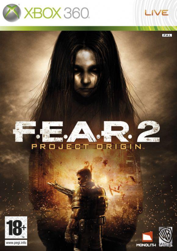 Fear 2 project origin xbox 360 game.