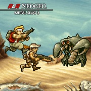Carátula de Metal Slug 3 - PS3