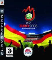 Carátula de UEFA EURO 2008 - PS3