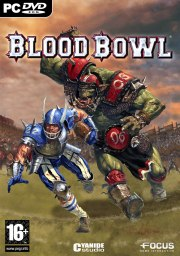 Carátula de Blood Bowl - PC