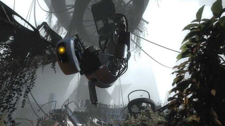 Portal 2 - Primer contacto