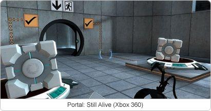 Portal: Still Alive (Xbox 360)