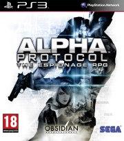Carátula de Alpha Protocol - PS3