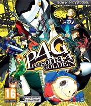Carátula de Persona 4 - PS3