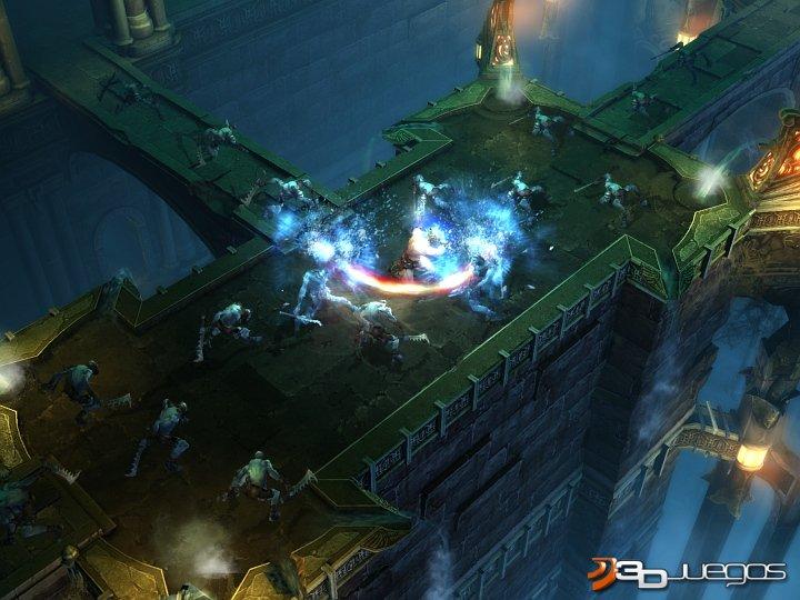 Diablo III - Primer contacto
