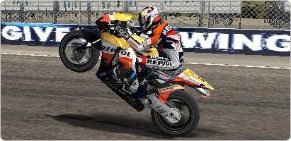 MotoGP debutará en Wii el 24 de abril