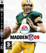 Carátula de Madden NFL 09 - PS3