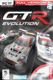 Car�tula oficial de GTR Evolution PC