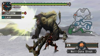 Monster Hunter Freedom Unite an�lisis