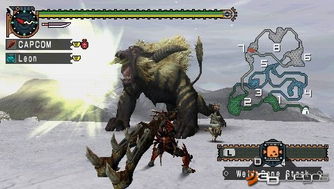 Monster Hunter Freedom Unite - An�lisis