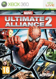 Marvel Ultimate Alliance 2 para Xbox 360