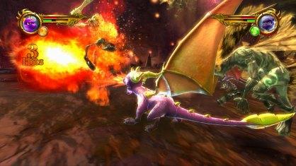 Spyro La Fuerza del Dragón PS3