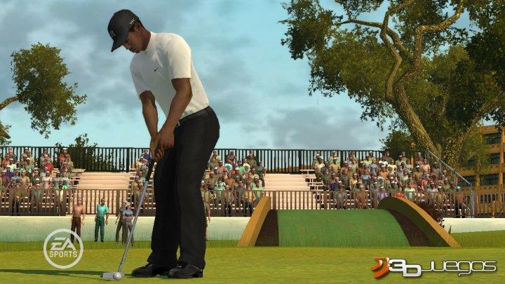 Tiger Woods PGA TOUR 09 - An�lisis