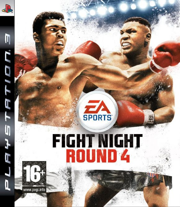 Boxing Games For Xbox One : Fight night round para ps djuegos