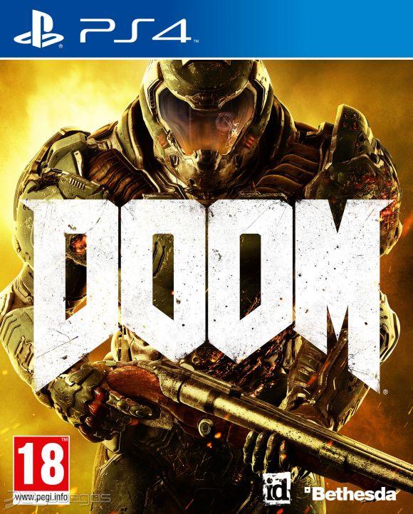 Descarga gratis el juego de DOOM [PS4][PKG][4.05][EUR][MULTI.HOST]