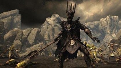 El Señor de los Anillos Conquista PS3